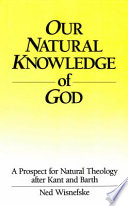 Our Natural Knowledge of God