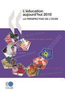 Pdf L'éducation aujourd'hui 2010 La perspective de l'OCDE Telecharger