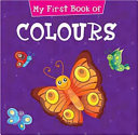 My First Book of Colours Book