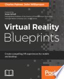 Virtual Reality Blueprints Book