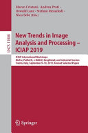 New Trends in Image Analysis and Processing – ICIAP 2019