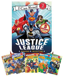 Justice League Reading Collection