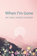 When I M Gone Book PDF