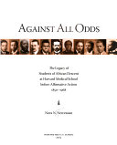 Pdf Against All Odds [Pdf/ePub] eBook