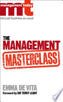 The Management Masterclass