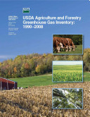 U S  Agriculture and Forestry Greenhouse Gas Inventory  1990 2008