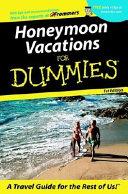 Honeymoon Vacations For Dummies