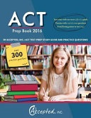 Accepted ACT Study Guide 2016