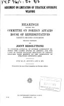 Hearings, Reports and Prints of the House Committee on Foreign Affairs