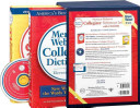 Merriam-Webster's Collegiate Reference Set