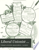 Liberal Unionist     Book