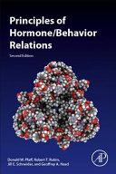Principles of Hormone Behavior Relations