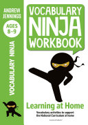 Vocabulary Ninja Workbook for Ages 8 9