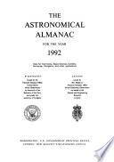 The Astronomical Almanac PDF