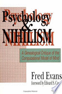 Psychology and Nihilism