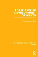 Routledge Library Editions  Keats
