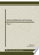 Advanced Materials and Processes: ADME 2011