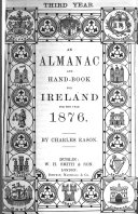 An Almanac and Hand book for Ireland for the Year