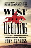 Pdf West Like Lightning Telecharger