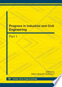 Progress in Industrial and Civil Engineering