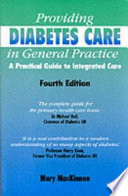 Providing Diabetes Care in General Practice