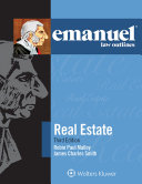 Emanuel Law Outlines for Real Estate