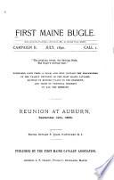 First Maine Bugle