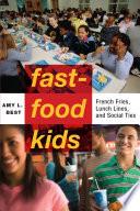 Fast Food Kids Book