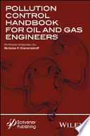 Pollution Control Handbook for Oil and Gas Engineering Book