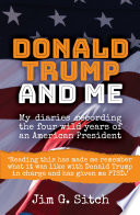 Donald Trump And Me