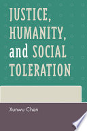 Justice Humanity And Social Toleration