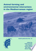 Animal Farming And Environmental Interactions In The Mediterranean Region Book PDF