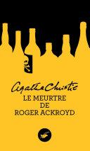 Le meurtre de Roger Ackroyd (Nouvelle traduction révisée)