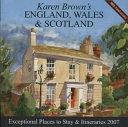 Karen Brown s England  Wales and Scotland