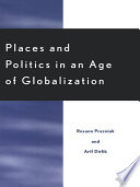 Places and Politics in an Age of Globalization