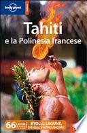 Guida Turistica Tahiti e la Polinesia francese Immagine Copertina