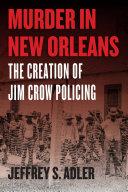 Pdf Murder in New Orleans