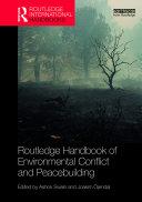 Routledge Handbook of Environmental Conflict and Peacebuilding Pdf/ePub eBook
