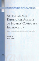 Affective and Emotional Aspects of Human-computer Interaction
