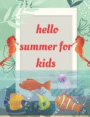 Hello Summer for Kids