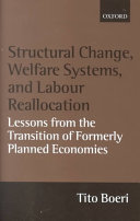 Structural Change  Welfare Systems  and Labour Reallocation