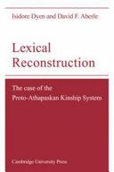 Lexical Reconstruction
