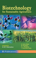 Biotechnology for Sustainable Agriculture