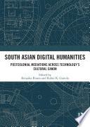 South Asian Digital Humanities