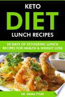 Keto Diet Lunch Recipes