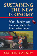 Sustaining the New Economy