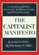 The Capitalist Manifesto Pdf/ePub eBook