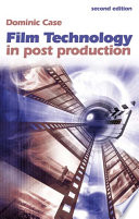 Film Technology In Post Production Book PDF