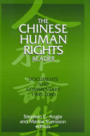 The Chinese Human Rights Reader