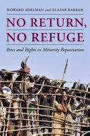 Pdf No Return, No Refuge